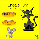 play Cheese Hunt
