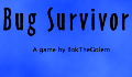 play Bug Survivor