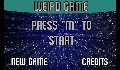 play Weird Game