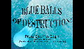 play Blue Balls of Destruction