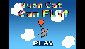 play NyanCat Can Fly!