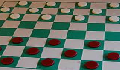 play Checkers: Drag n Drop