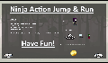 play Ninja Action Jump & Run