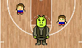 play Dodgeball: Shrek