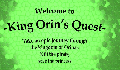 play King Orin's Quest