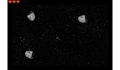 play Asteroids (unfinished)