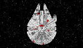 play StarWars: Into the Asteroid Field