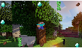 play Steve's Diamond and Steak Chase