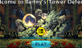 play Benny's Tower Defense